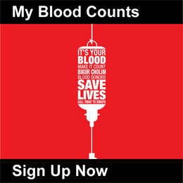 My Blood Counts